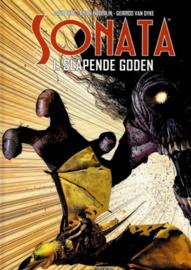 Sonata - Slapende Goden - deel 1 - hardcover - 2021 - Nieuw!