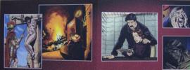 Een ijzersterke Trilogie - MIG / Richez - ex-libris - Messenger / Saga - 2007