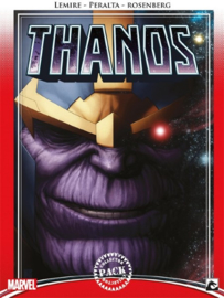 Marvel - Thanos - collectorspack - delen 1 t/m 6 - sc - 2020