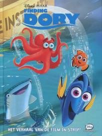 Finding Dory - het verhaal van de film - hc - 2016
