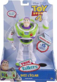 Buzz Lightyear - True Talkers - Toy Story - Mattel - 2018