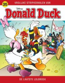 Donald Duck - Vrolijke stripverhalen  - Deel 35 - sc - 2020