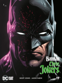 Batman Three Jokers - deel 1/3  - DC Blacklabel - sc - 2021 - NIEUW!