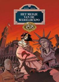 Het meisje van de Wereldexpo  - Deel 3 - Parijs, 1878 - hc - 2021 - NIEUW!