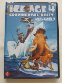 Ice Age - deel 4 - DVD - 2012