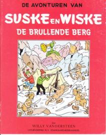 Suske en Wiske  - Reclame-uitgaven - De brullende berg - nr. 27 - Nieuwsblad / Het volk / Gentenaar - sc - 2005