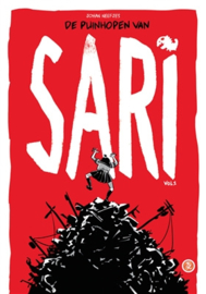 Sari - De puinhopen van Sari - Deel 1  - sc - 2019