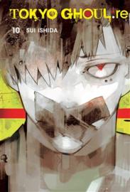 Tokyo Ghoul RE - vol.10 - sc - 2019
