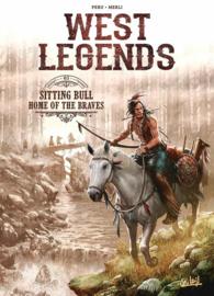 PRE-order - West Legends - Deel 3 - Sitting Bull, home of the Brave - hardcover - 2021 - Nieuw!