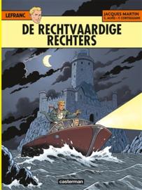 PRE-order - Lefranc - Deel 32 - De rechtvaardige Rechters - sc - 2021 - Nieuw!