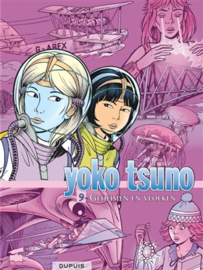 PRE-order - Yoko Tsuno -  Geheimen en vloeken  - Integraal - deel 9 - hc - 2021 - NIEUW!