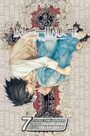 Death Note - Volume 7 - sc - 2021