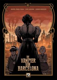 De Vampier van Barcelona -  Hardcover - 2020 - Nieuw!
