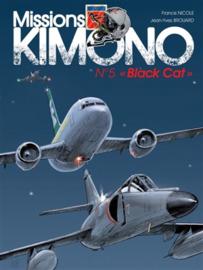 PRE-order - Code Kimono - deel 5 - Black Cat - sc - 2021 - Nieuw!