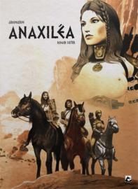 PRE-order - Anaxilea - hardcover - 2021 - NIEUW!