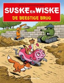 Suske en Wiske  - Kortverhalen - De beestige Brug (21) - deel 1 / serie 3 - 2021 - NIEUW!