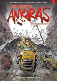 Amoras - De Kronieken - Wie niet horen wil - deel 7 - sc - 2020 - NIEUW!