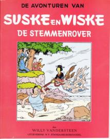 Suske en Wiske  - Reclame-uitgaven - De Stemmenrover - nr. 30 - Nieuwsblad / Het volk / Gentenaar - sc - 2005