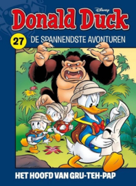Donald Duck - De spannendste avonturen van  - Deel 27 - sc - 2021