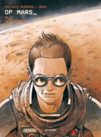 PRE-order - Op Mars - deel 2  - De eenlingen - hc luxe - gelimiteerde oplage - 2020