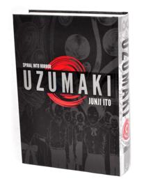 Uzumaki delen 1 t/m 3  gebundeld - Hardcover luxe  - 2020
