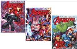 Avengers     - Combinatie aanbieding: Delen 1 t/m 3 samen -   sc - 2019 - 2020