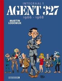 Agent 327 - Integraal - deel 1 - hc - 2018