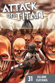 Attack on Titan - volume 31 - sc - 2020