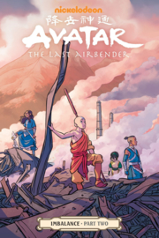 Avatar - The last Airbender 17 - Imbalance part two - sc - 2019