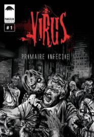 PRE-order - Virus - deel 1 - Primaire infectie - hc - 2021 - NIEUW!