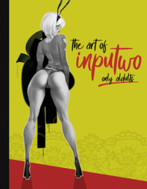 Ominikey  Artbook  -  The art of inputwo - hc - 2020 - NIEUW!