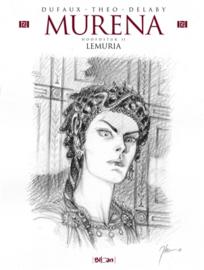 Murena - Lemuria - special - schetsversie - hc - 2020 - NIEUW!