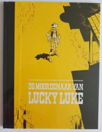 De moordenaar van Lucky Luke - Een hommage aan Morris door: Matthieu Bonhomme - hardcover LUXE gelimiteerd - 2021 - Nieuw!