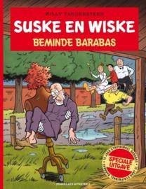 Suske en Wiske - Beminde Barabas - speciale uitgave 15 jaar stripwinkel Barabas - sc - 2021 - NIEUW!