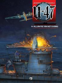 PRE-order - U 47 - deel 14 - Alliantie van het kwaad - hc - 2021 - NIEUW!