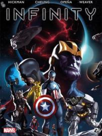 Marvel New Avengers -  Infinity -  deel 1  - sc - 2021 - NIEUW!