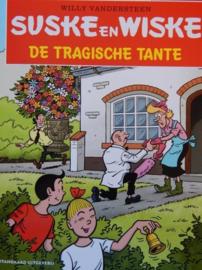 Suske en Wiske  - Kortverhalen -  De tragische tante (26) - deel 6 / serie 3 - 2021 - NIEUW!