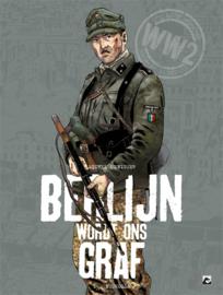 PRE-order - Berlijn wordt ons graf - deel 1 - herdruk  - hc - 2020 - NIEUW!