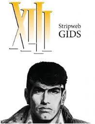 Stripweb GIDS XIII - folder - 2020