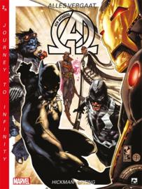 PRE-order - Marvel New Avengers - Journey Infinity -  deel 2 - sc - 2020 - NIEUW!