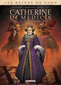 PRE-order - Bloedkoninginnen: Catharina De' Medici 2 - hardcover - 2021 - Nieuw!