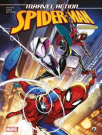 Spider-man - Marvel Action - Schokkend - sc - 2021