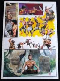 Apriyadi Kusbiantoro - originele pagina in kleur - 2018