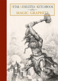 Artbook Petar Meseldžija - Magic graphite Luxe edition - hc - 2020 - NIEUW!