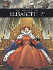 Zij schreven geschiedenis - Elisabeth I - Deel 12 - softcover - 2021 - Nieuw!