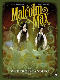 Malcolm Max - Wederopstanding - deel 2 - sc - 2021 - NIEUW