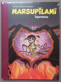 Marsupilami - Deel 33 - Supermarsu - luxe hc -  gelimiteerd - met gesigneerde prent - 2021 - NIEUW!