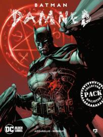 Batman - Damned - Collectors Pack - delen 1 tm 3 gebundeld - sc - 2021 - NIEUW!