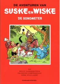 Suske en Wiske - De Sonometer - Fujitsu 85 jaar - speciale gelimiteerde uitgave - sc - 2020 - NIEUW!