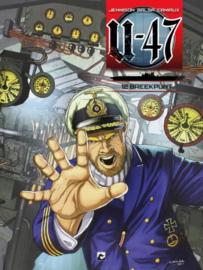 U-47 - Breekpunt - deel 12 - hc - 2020 - NIEUW!